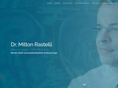 Dr Milton Rastelli